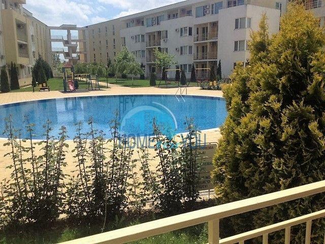 Недорогая двухкомнатная квартира в комплексе Несебр Форт в Солнечном береге 8