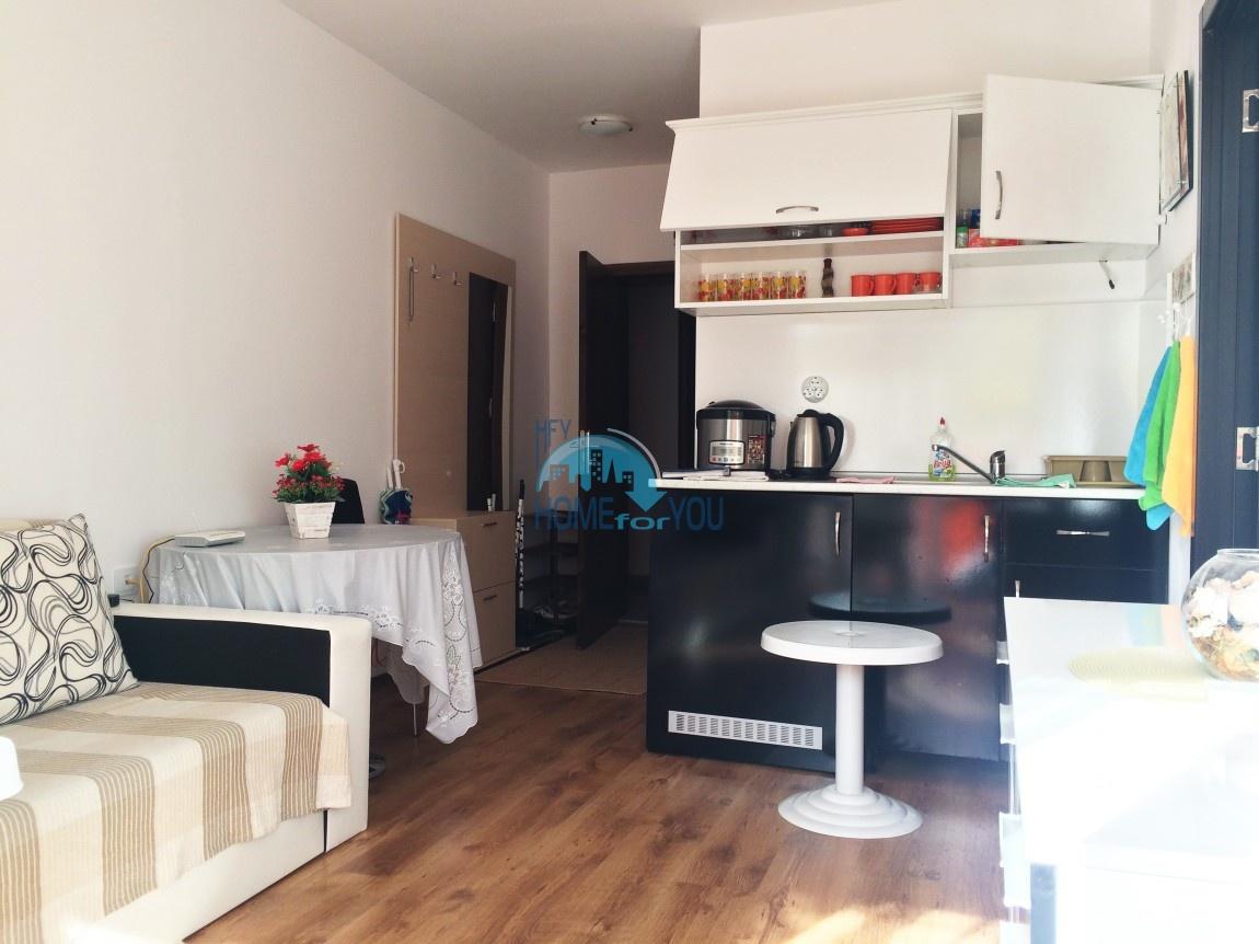 Недорогая уютная квартира на Солнечном Берегу