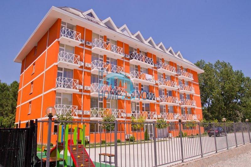 Недорогая квартира в жилом комплексе в КК Солнечный берег 9