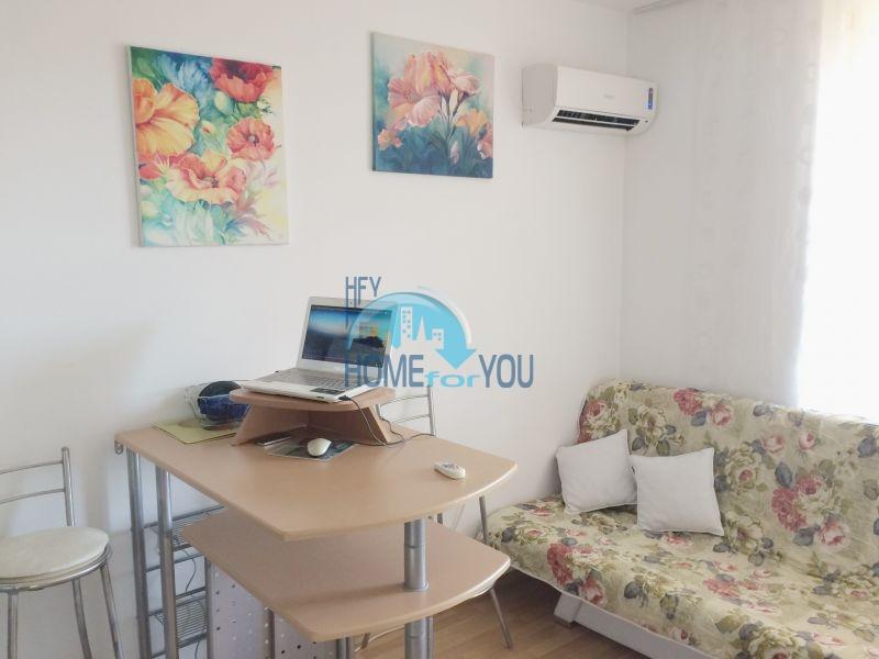 Недорогая квартира в жилом комплексе в КК Солнечный берег 5