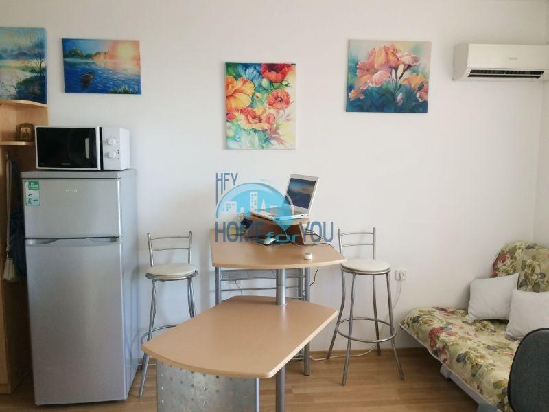 Недорогая квартира в жилом комплексе в КК Солнечный берег 4