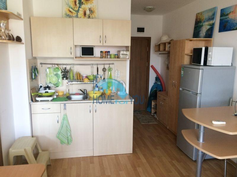 Недорогая квартира в жилом комплексе в КК Солнечный берег 3