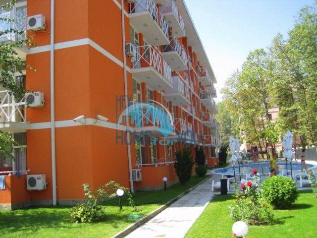 Двухуровневая двухкомнатная квартира на Солнечном Берегу