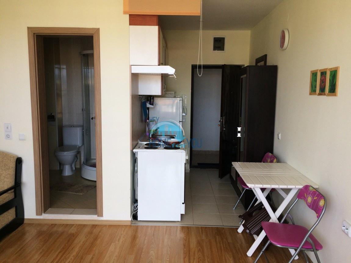 Недорогая уютная студия на Солнечном берегу по доступной цене