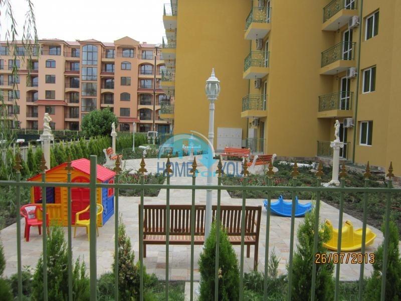 Двухкомнатная меблированная квартира в комплексе Гермес - самая низкая цена в курорте Солнечный берег! 3