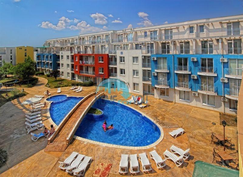 Недорогая уютная трехкомнатная квартира с мебелью - Солнечный берег 9