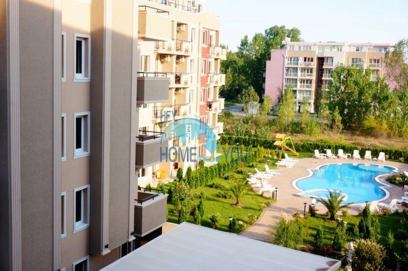 Готовые квартиры от застройщика в рассрочку до трех лет - Солнечный берег 5