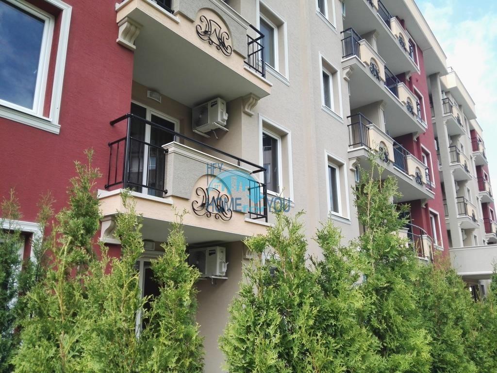 Новая трехкомнатная квартира на Солнечном берегу 21