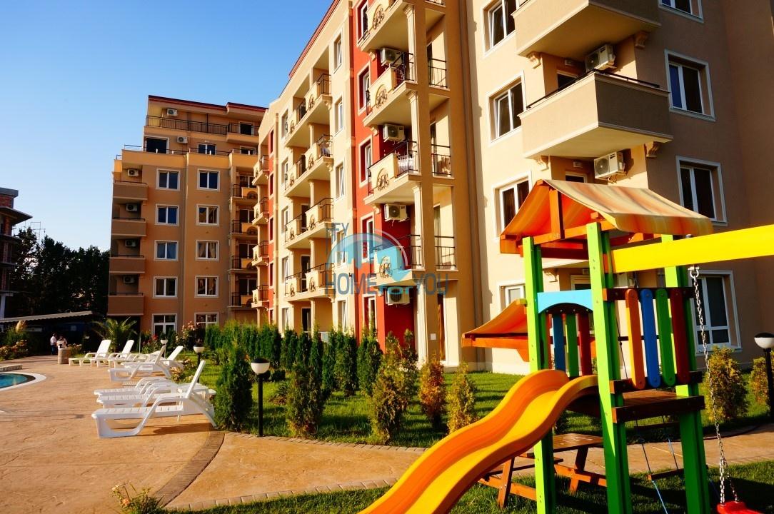 Новая трехкомнатная квартира на Солнечном берегу 22