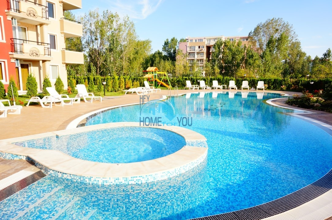 Новая трехкомнатная квартира на Солнечном берегу 24