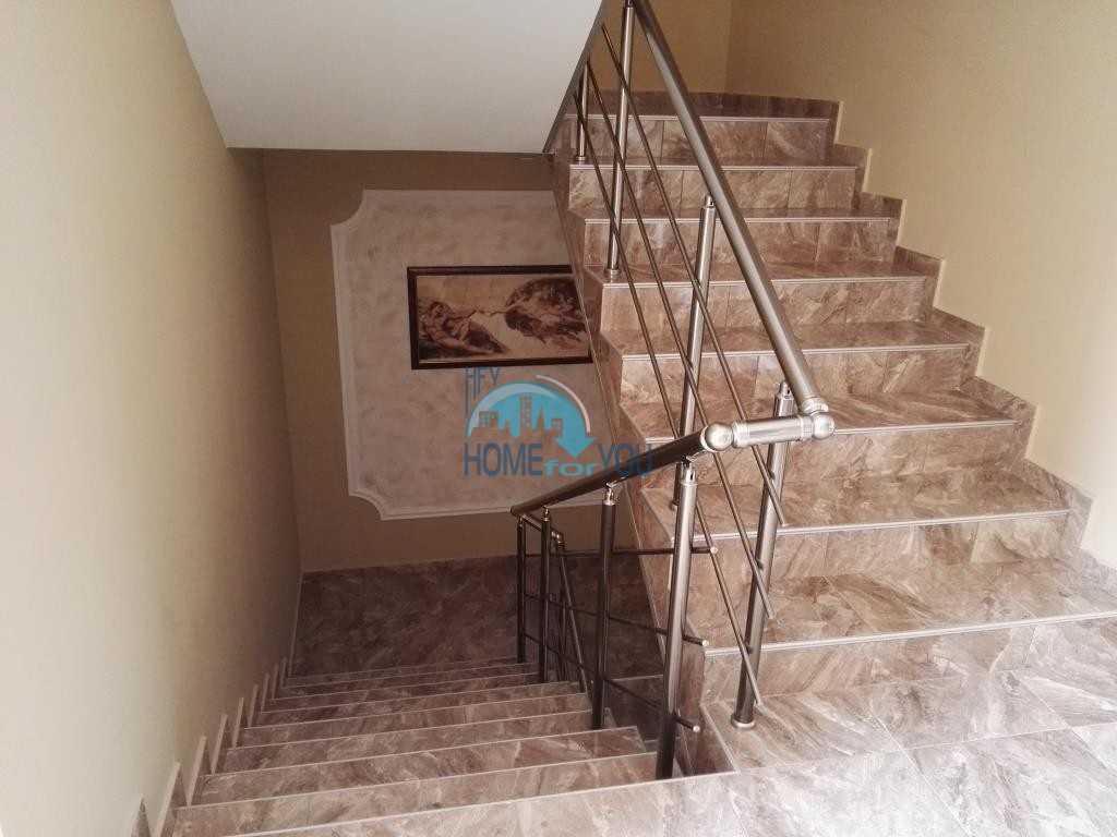 Новая трехкомнатная квартира на Солнечном берегу 26