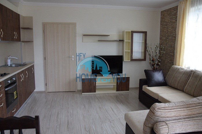 Новая трехкомнатная квартира на Солнечном берегу 2