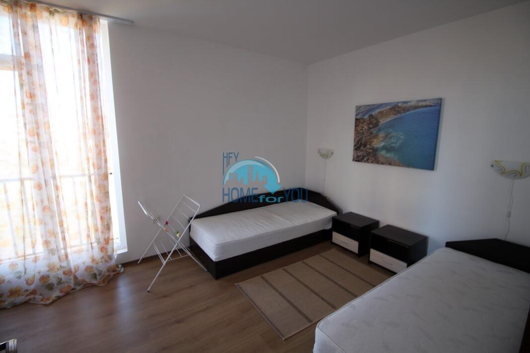 Новая двухкомнатная квартира на курорте Солнечный Берег 8