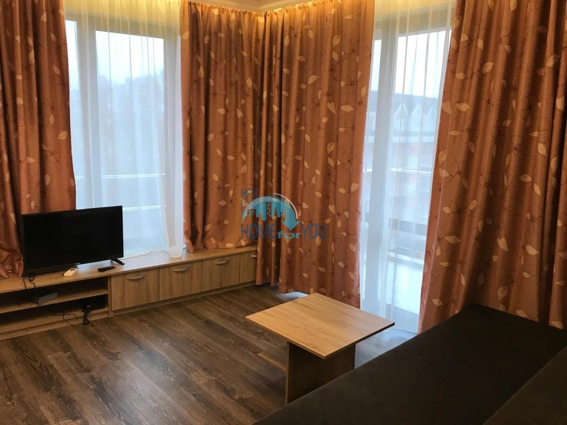 Новая двухкомнатная квартира в комплексе Тарсис, Солнечный берег