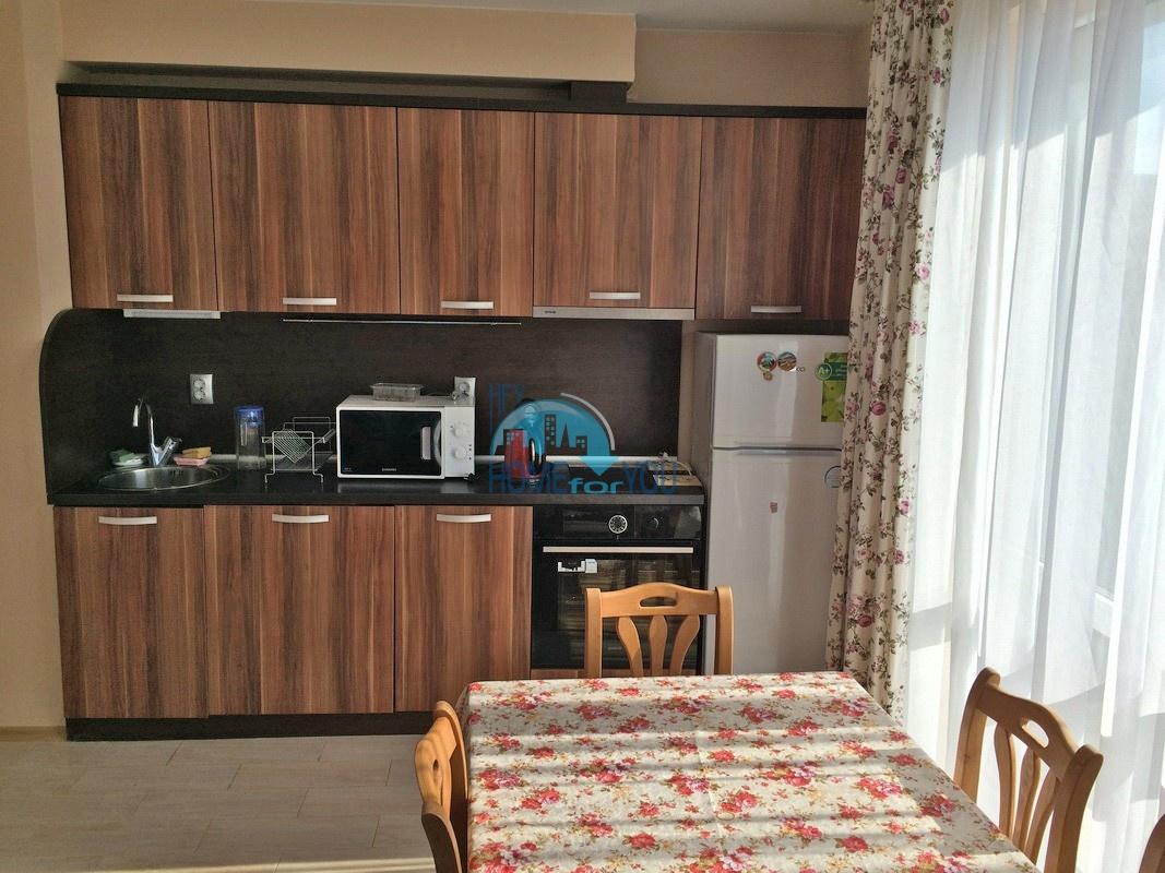 Новая трехкомнатная квартира на курорте Солнечный Берег - вторая береговая линия 14