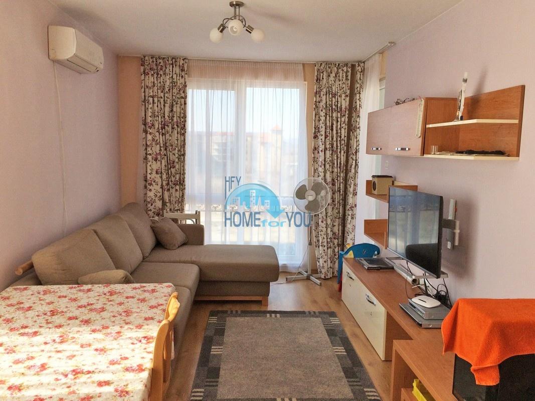 Новая трехкомнатная квартира на курорте Солнечный Берег - вторая береговая линия 10