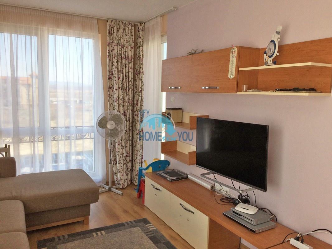 Новая трехкомнатная квартира на курорте Солнечный Берег - вторая береговая линия 11