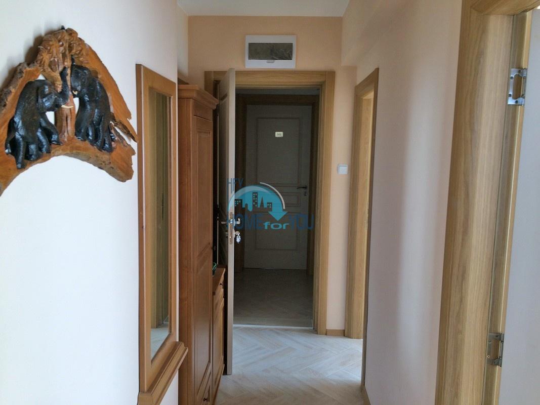 Новая трехкомнатная квартира на курорте Солнечный Берег - вторая береговая линия 9