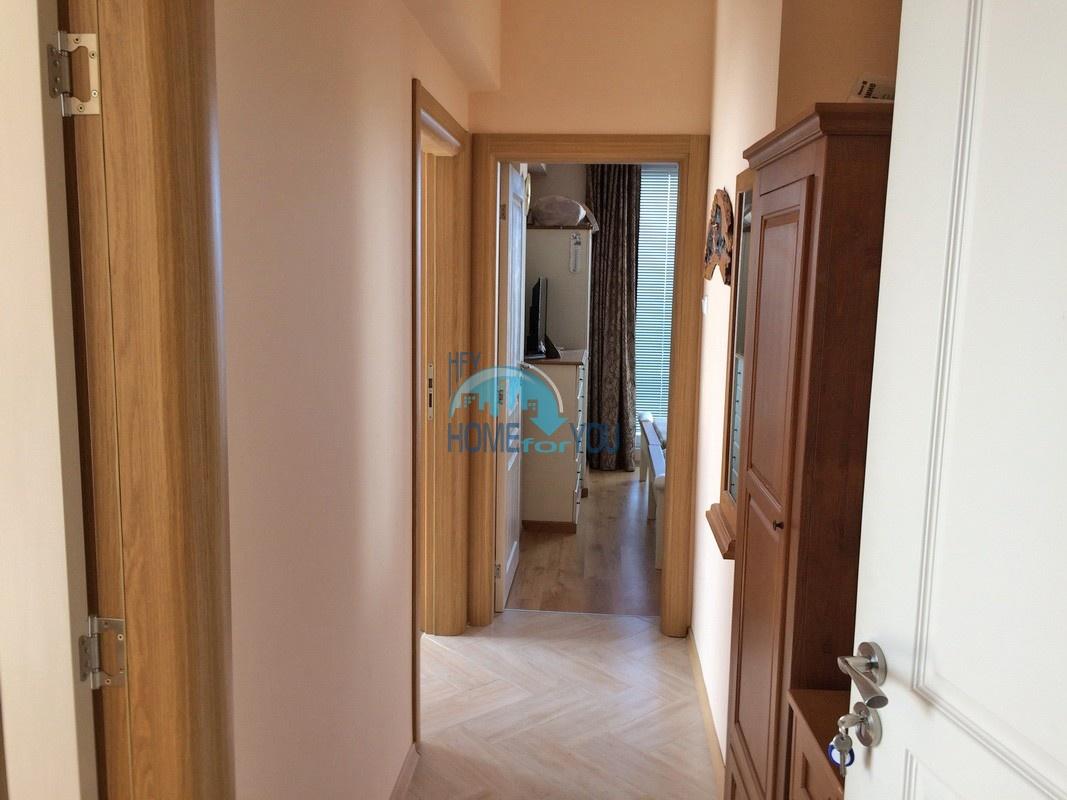 Новая трехкомнатная квартира на курорте Солнечный Берег - вторая береговая линия 8