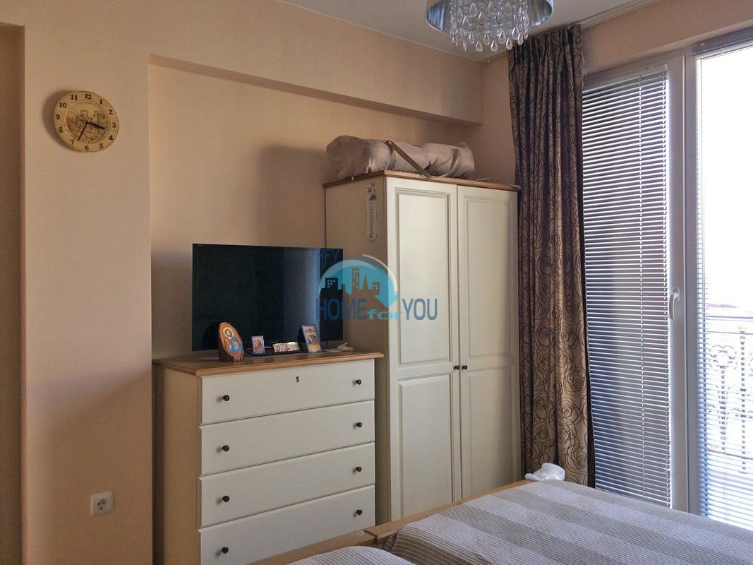 Новая трехкомнатная квартира на курорте Солнечный Берег - вторая береговая линия 17