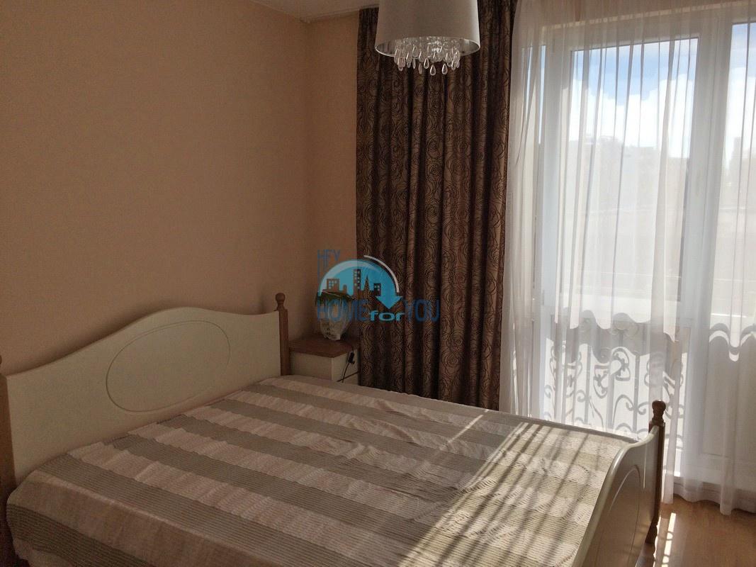 Новая трехкомнатная квартира на курорте Солнечный Берег - вторая береговая линия 19