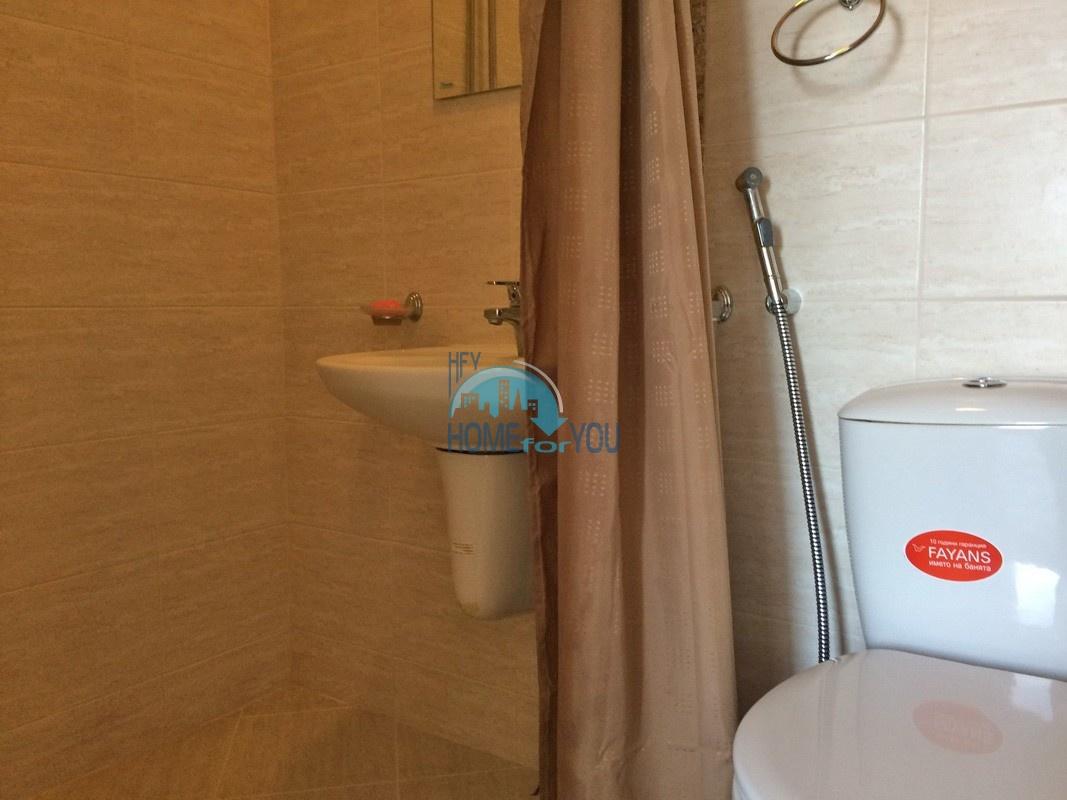 Новая трехкомнатная квартира на курорте Солнечный Берег - вторая береговая линия 22