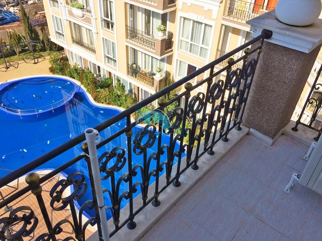 Новая трехкомнатная квартира на курорте Солнечный Берег - вторая береговая линия 25
