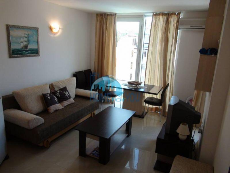 Отличная квартира с двумя спальнями в комплексе на Солнечном берегу