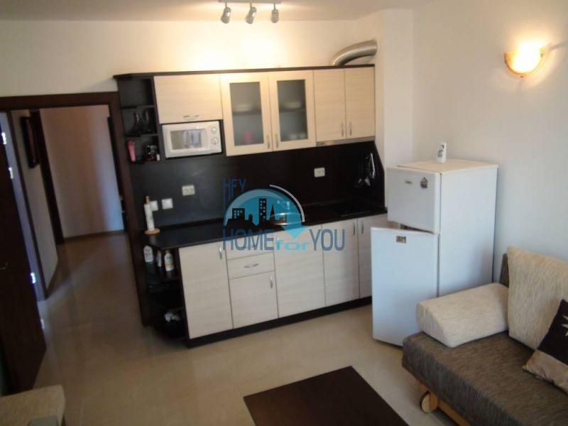 Отличная квартира с двумя спальнями в комплексе на Солнечном берегу 4