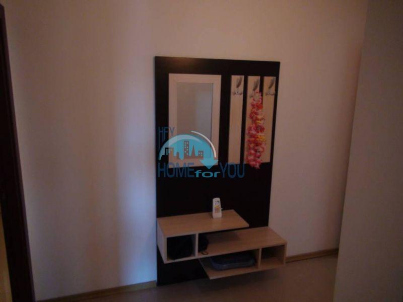 Отличная квартира с двумя спальнями в комплексе на Солнечном берегу 6