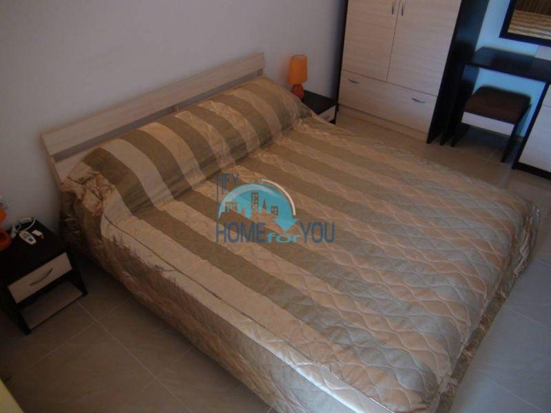Отличная квартира с двумя спальнями в комплексе на Солнечном берегу 9
