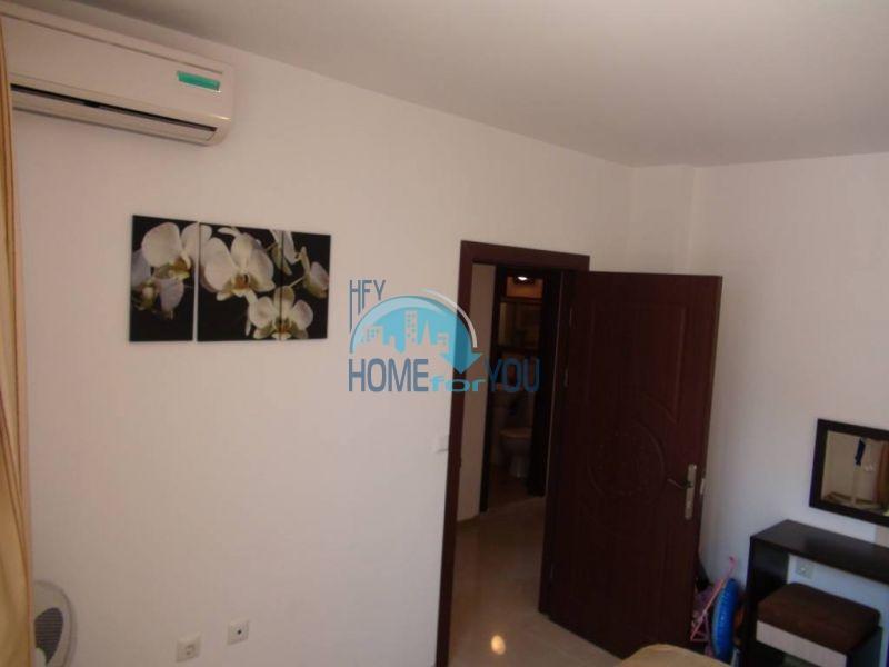 Отличная квартира с двумя спальнями в комплексе на Солнечном берегу 13