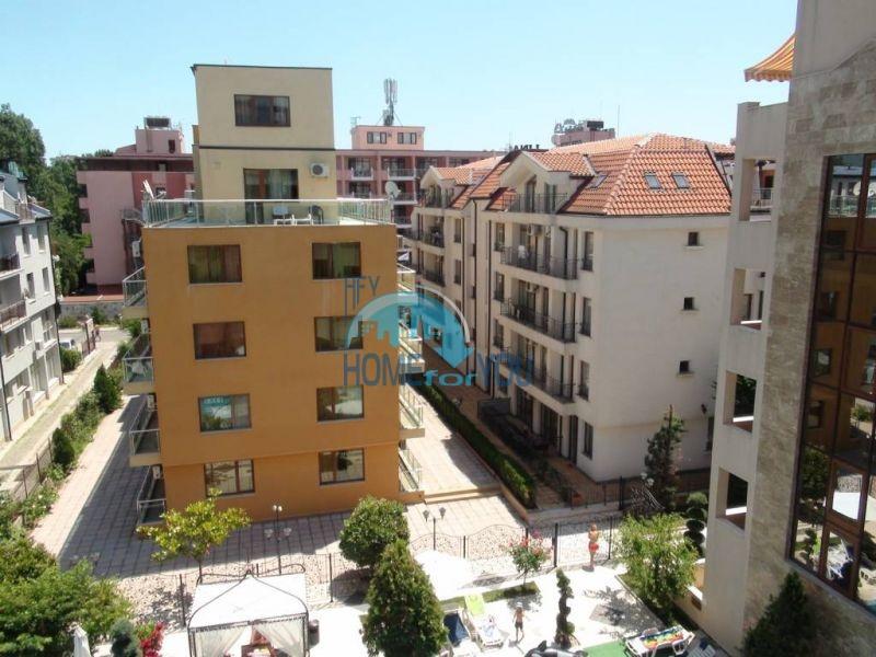 Отличная квартира с двумя спальнями в комплексе на Солнечном берегу 15