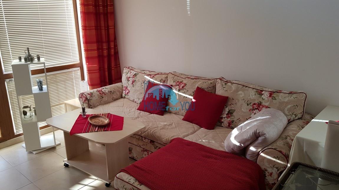 Отличная, новая двухкомнатная квартира на Солнечном берегу 4