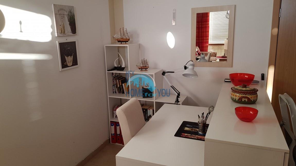 Отличная, новая двухкомнатная квартира на Солнечном берегу 5