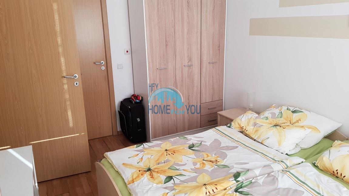 Отличная, новая двухкомнатная квартира на Солнечном берегу 7