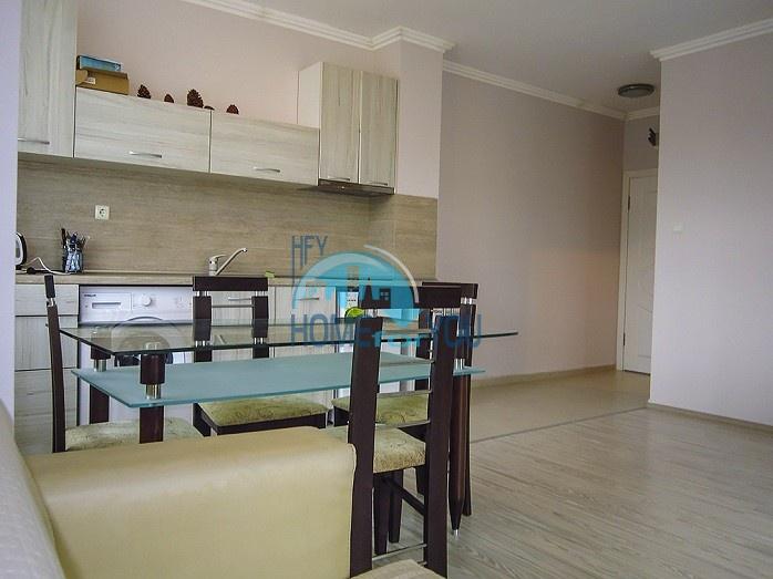 Новая высококачественная квартира с мебелью на Солнечном берегу
