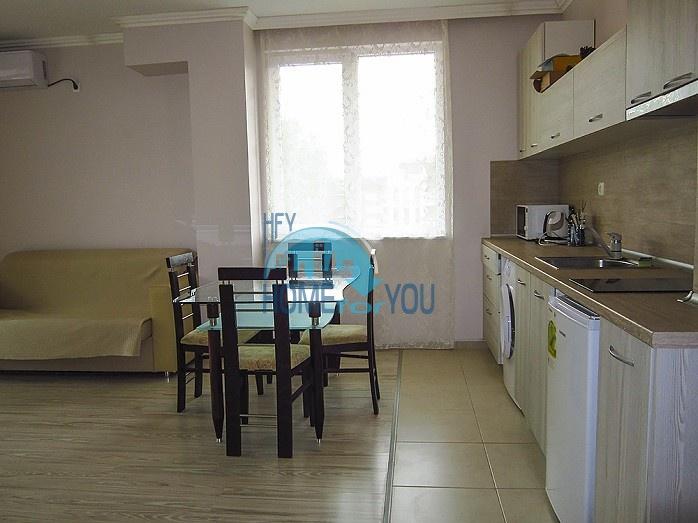 Новая высококачественная квартира с мебелью на Солнечном берегу 2