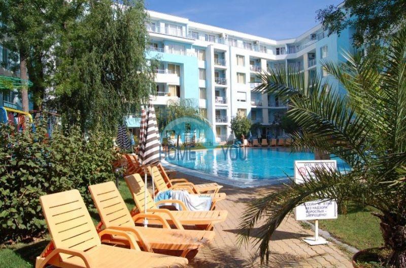 Двухкомнатная квартира в центре Солнечного Берега в 100 метрах от пляжа