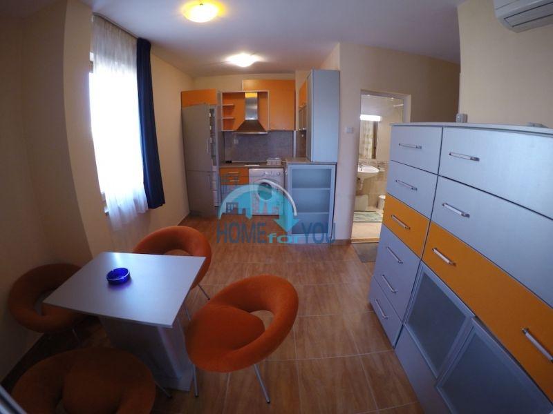 Просторная студия с мебелью для продажи в курорте Солнечный Берег