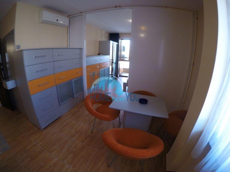 Просторная студия с мебелью для продажи в курорте Солнечный Берег 4