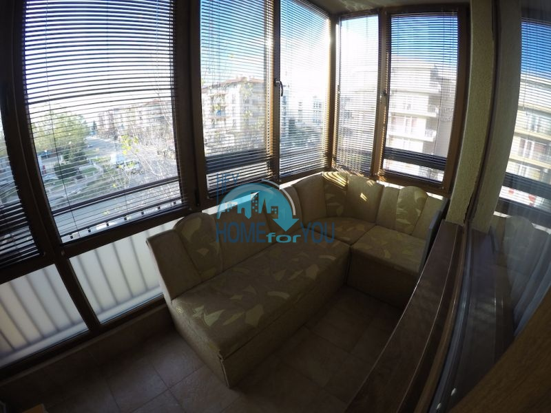 Просторная студия с мебелью для продажи в курорте Солнечный Берег 7