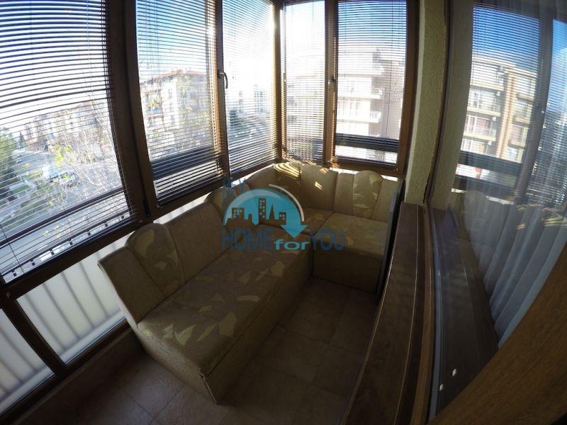 Просторная студия с мебелью для продажи в курорте Солнечный Берег 8