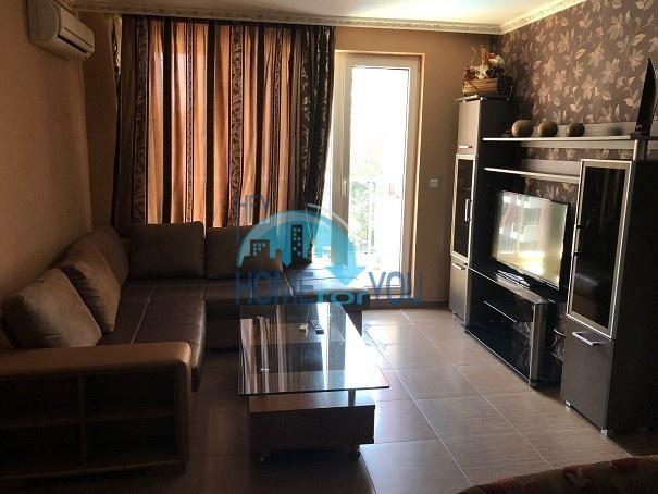 Шикарная двухкомнатная квартира в комплексе Адмирал, Солнечный берег