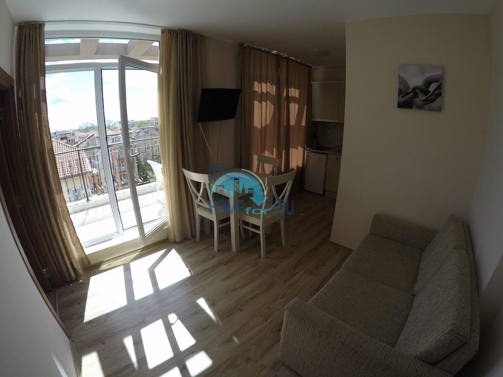 Солнечная, двухкомнатная квартира в комплексе Даун парк, Солнечный берег