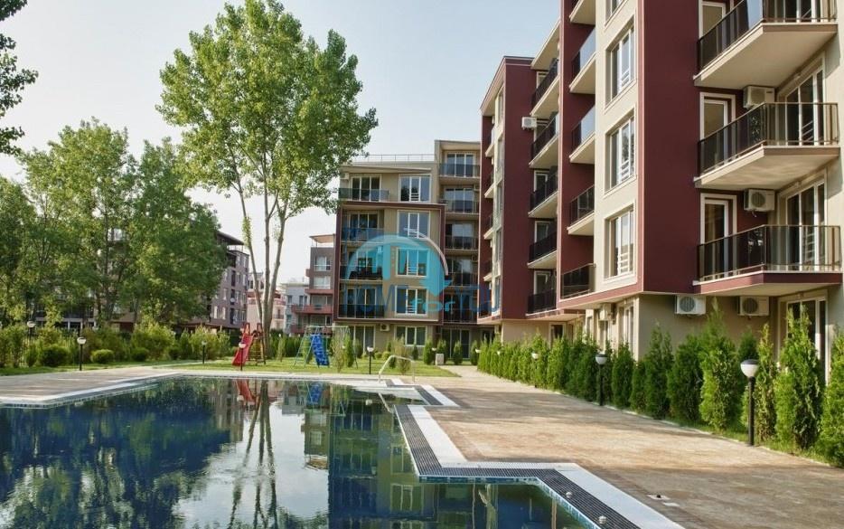 Слънчев бряг, комплекс ,,Вип парк''. Уютен двустаен апартамент