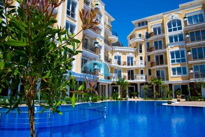 Новая трехкомнатная квартира на курорте Солнечный Берег - вторая береговая линия 3