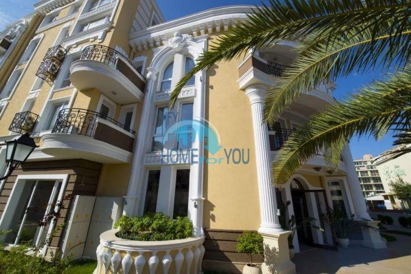 Новая трехкомнатная квартира на курорте Солнечный Берег - вторая береговая линия
