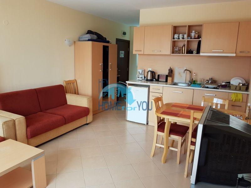 Студия с мебелью на Солнечном берегу по доступной цене  2
