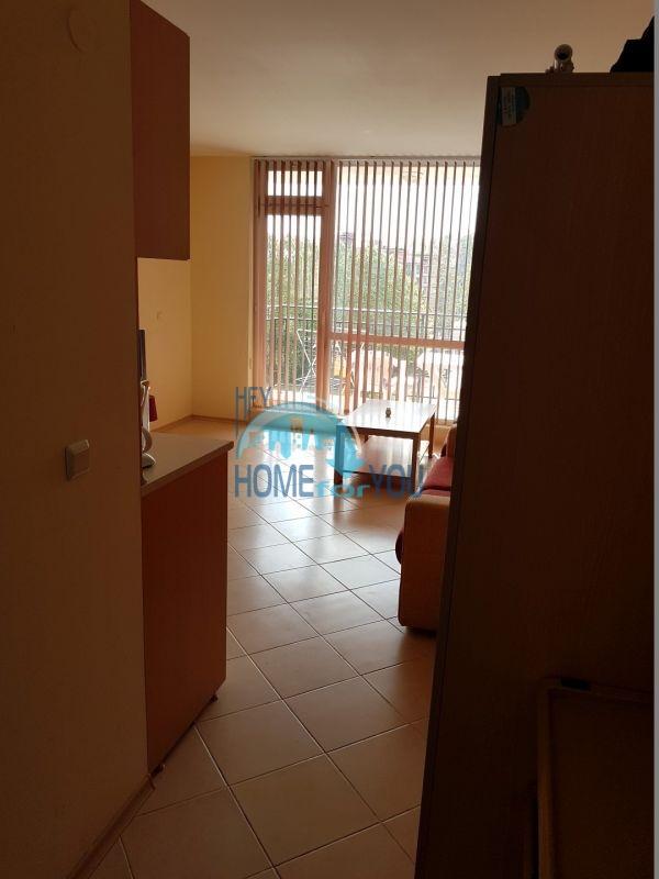Студия с мебелью на Солнечном берегу по доступной цене  4